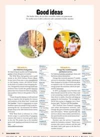 Titelbild der Ausgabe 3/2019 von Good ideas. Zeitschriften als Abo oder epaper bei United Kiosk online kaufen.