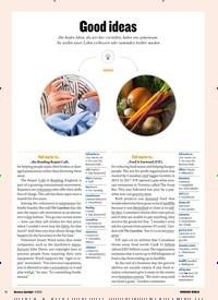 Titelbild der Ausgabe 4/2019 von Good ideas. Zeitschriften als Abo oder epaper bei United Kiosk online kaufen.