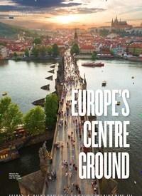 Titelbild der Ausgabe 4/2019 von INTERCULTURAL COMMUNICATION CZECH REPUBLIC: EUROPE'S CENTRE GROUND. Zeitschriften als Abo oder epaper bei United Kiosk online kaufen.