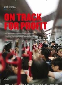 Titelbild der Ausgabe 5/2019 von PUBLIC TRANSPORT: ON TRACK FOR PROFIT. Zeitschriften als Abo oder epaper bei United Kiosk online kaufen.