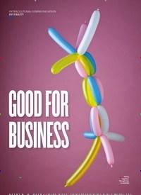 Titelbild der Ausgabe 5/2019 von DIVERSITY: GOOD FOR BUSINESS. Zeitschriften als Abo oder epaper bei United Kiosk online kaufen.