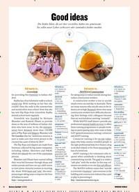 Titelbild der Ausgabe 8/2019 von Good ideas. Zeitschriften als Abo oder epaper bei United Kiosk online kaufen.