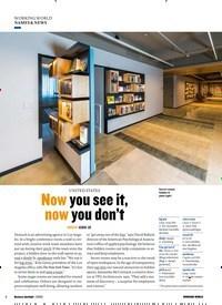 Titelbild der Ausgabe 1/2020 von WORKING WORLD NAMES & NEWS: UNITED STATES Now you see it, now you don't. Zeitschriften als Abo oder epaper bei United Kiosk online kaufen.
