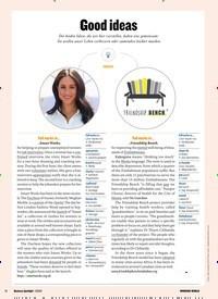 Titelbild der Ausgabe 1/2020 von Good ideas. Zeitschriften als Abo oder epaper bei United Kiosk online kaufen.