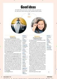 Titelbild der Ausgabe 2/2020 von Good ideas. Zeitschriften als Abo oder epaper bei United Kiosk online kaufen.