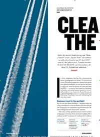 Titelbild der Ausgabe 3/2020 von ENVIRONMENT: CLEA RING THE AIR?. Zeitschriften als Abo oder epaper bei United Kiosk online kaufen.