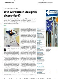 Titelbild der Ausgabe 1/2019 von VIER FRAGEN ZUM START: Wie wird mein Zeugnis akzeptiert?. Zeitschriften als Abo oder epaper bei United Kiosk online kaufen.