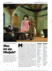 Titelbild der Ausgabe 1/2019 von VIER FRAGENZUM START: Was ist ein Minijob?. Zeitschriften als Abo oder epaper bei United Kiosk online kaufen.