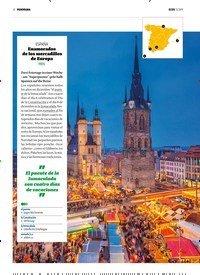 Titelbild der Ausgabe 13/2019 von PANORAMA: ESPAÑA: Enamorados de los mercadillos de Europa. Zeitschriften als Abo oder epaper bei United Kiosk online kaufen.