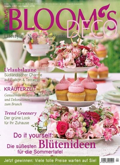 blooms deco 30 tage gratis lesen. Black Bedroom Furniture Sets. Home Design Ideas