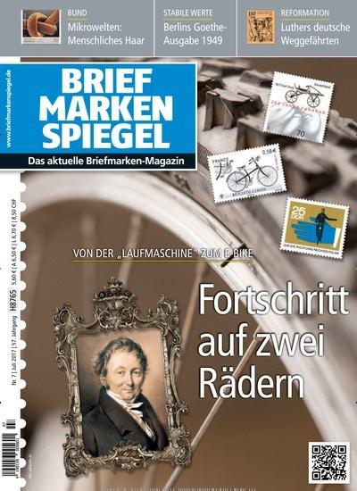 Briefmarken spiegel als epaper ab 4 00 for Spiegel aktuelle ausgabe