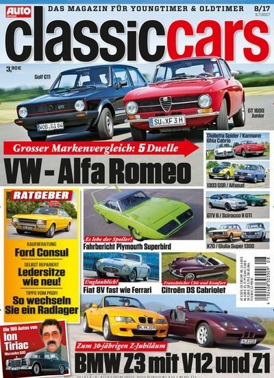 classic cars als epaper ab 2 99. Black Bedroom Furniture Sets. Home Design Ideas