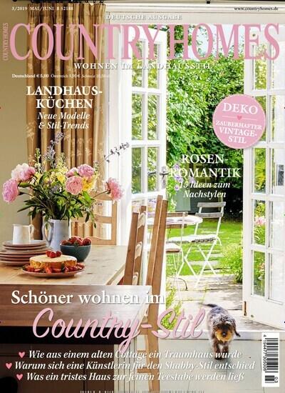 Country Homes als epaper - Zeitschrift bei United Kiosk kaufen