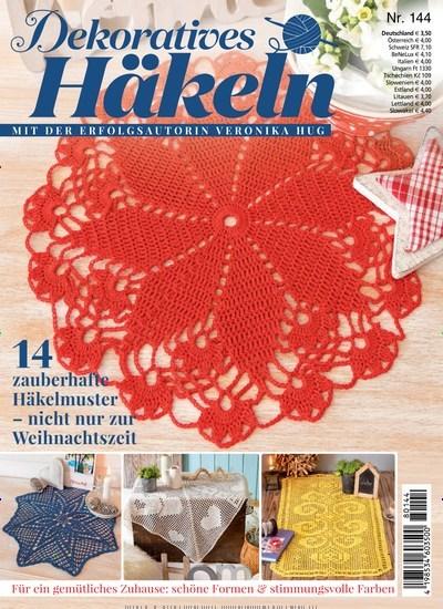 Magazine Dekoratives Häkeln buy as epaper from 1.99€