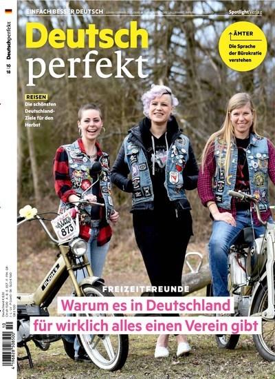 magazine deutsch perfekt buy as epaper from. Black Bedroom Furniture Sets. Home Design Ideas