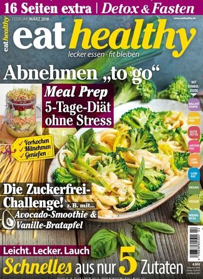 Zeitschrift Lecker Abo eat healthy 30 tage gratis lesen