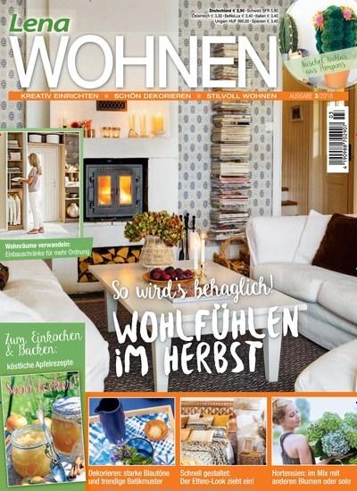 zeitschrift lena wohnen kaufen als epaper ab 1 99. Black Bedroom Furniture Sets. Home Design Ideas