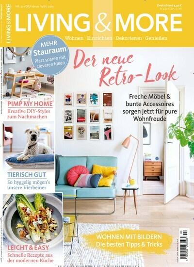Living More Als Epaper Zeitschrift Bei United Kiosk Kaufen