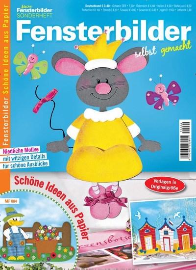 Titelbild Schoenes Aus Papier Von : Meine fensterbilder sonderheft als epaper f?r