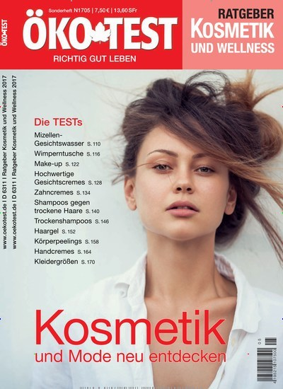 ko test ratgeber kosmetik und wellness als epaper. Black Bedroom Furniture Sets. Home Design Ideas