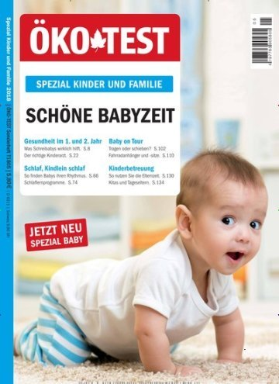 zeitschrift ko test spezial kinder familie als epaper f r 4 99. Black Bedroom Furniture Sets. Home Design Ideas