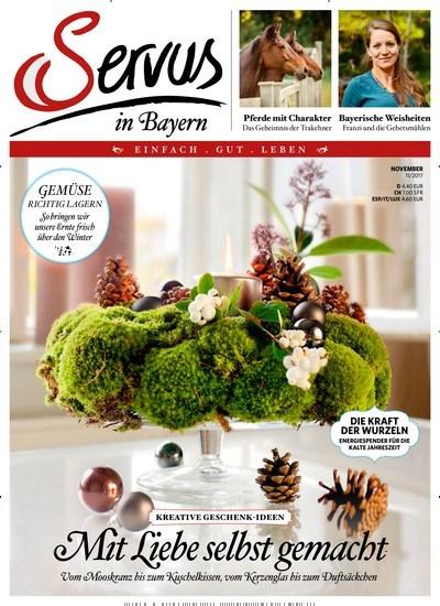 Servus In Stadt Amp Land Bayern Ausgabe Als Epaper