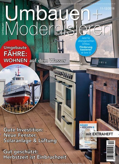 magazine umbauen modernisieren buy as epaper from. Black Bedroom Furniture Sets. Home Design Ideas