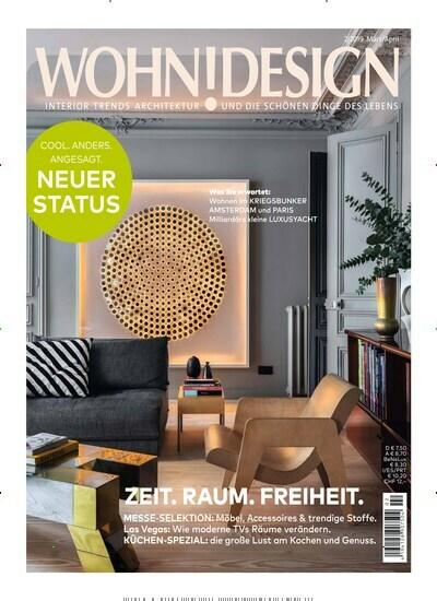 Wohndesign Als Epaper Zeitschrift Bei United Kiosk Kaufen