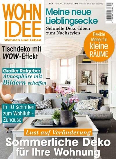 wohnidee als epaper ab 2 99. Black Bedroom Furniture Sets. Home Design Ideas