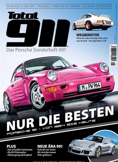 Total 911 - Sonderheft 1/2015