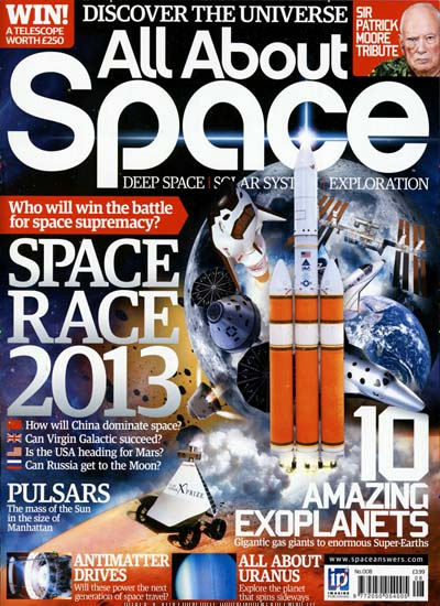 ALL ABOUT SPACE / GB