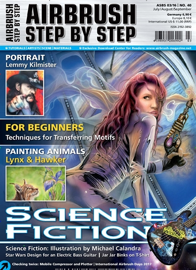 Airbrush Step by Step English Edition - epaper