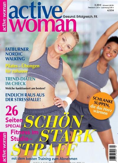 active woman - epaper