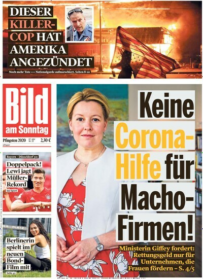 Aktuelles Bild Zeitung