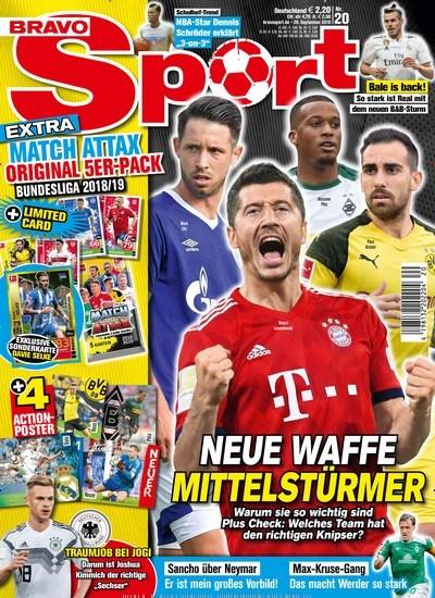 Bravo Sport / Nr. 20 Cover