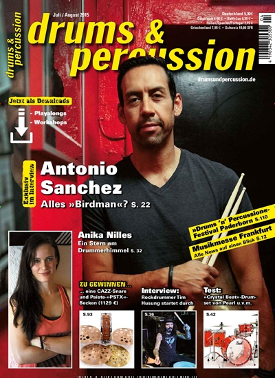 drums & percussion - epaper