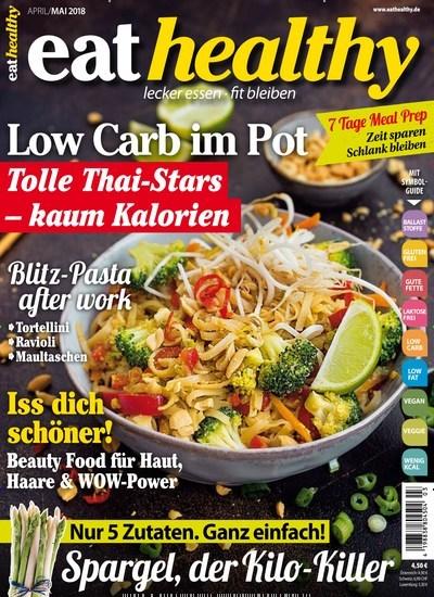Lecker Zeitschrift Abo eat healthy kombi abo ab 29 90