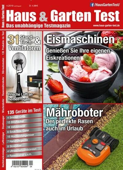 Haus & Garten Test als epaper - Zeitschrift bei United Kiosk kaufen