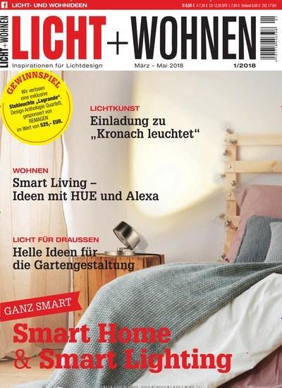 licht wohnen 30 tage gratis lesen. Black Bedroom Furniture Sets. Home Design Ideas