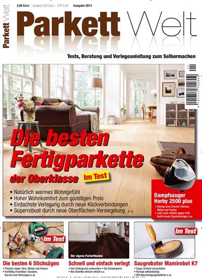 parkett welt als epaper f r 2 69. Black Bedroom Furniture Sets. Home Design Ideas