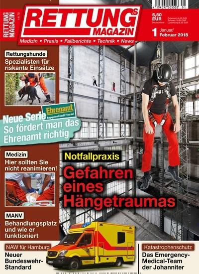 Magazin Abo rettungsmagazin kombi abo from 36 46