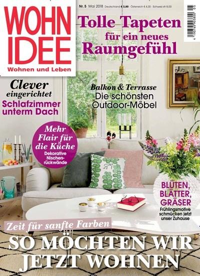 Wohn Magazine wohnidee read 30 days for free