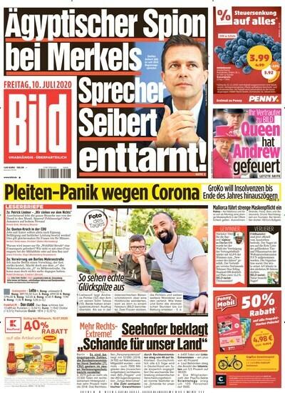Größte Zeitungen Deutschland