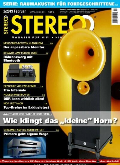Stereo Shop Fur Abo Und Epaper Zeitschrift Bei United Kiosk Kaufen