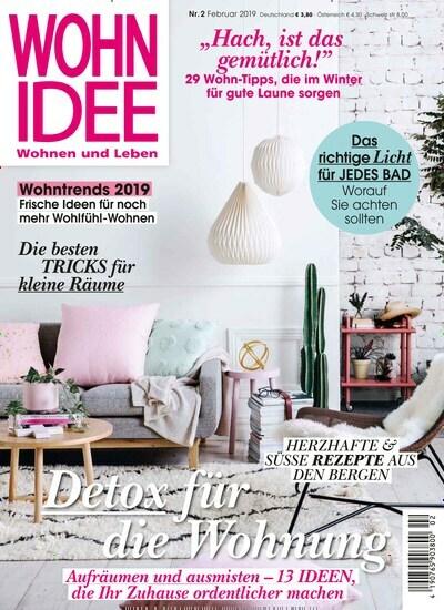 Wohnidee Shop für Abo und epaper - Zeitschrift bei United Kiosk kaufen
