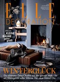 Elle Decoration als epaper - Zeitschrift bei United Kiosk kaufen