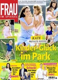 Die aktuelle 30 tage gratis lesen for Spiegel cover juni 2018