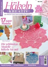 Häkeln Kreativ As Epaper Magazine Bei United Kiosk Kaufen