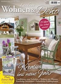 zeitschrift landidee wohnen deko kaufen als epaper ab 3 49. Black Bedroom Furniture Sets. Home Design Ideas