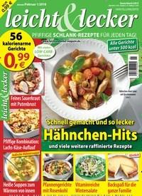 Lecker Zeitschrift Abo leicht lecker 30 tage gratis lesen